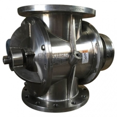 Stainless Steel Polished Rotary Airlock Valve